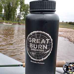 Great Burn Brewing - Growler Fill